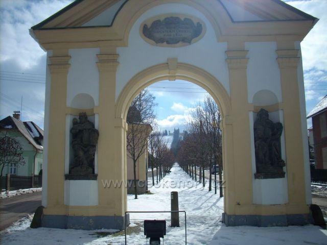 Králíky-klášter Hedeč