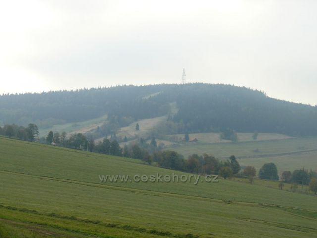 Buková hora nad Čenkovicemi.