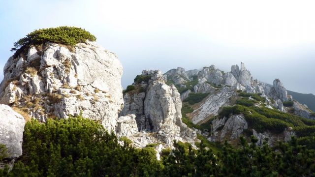 cesta nA Sivý vrch