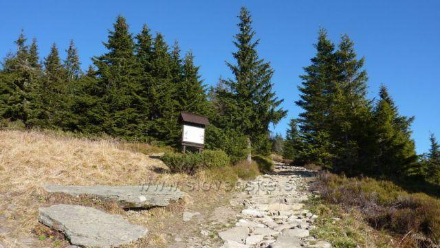 cesta na Babí horu