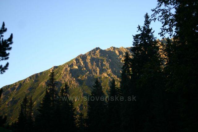Výhľad Vysoké Tatry