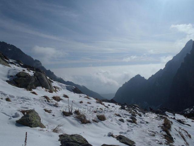 Cesta na Sedielko - Vysoké Tatry