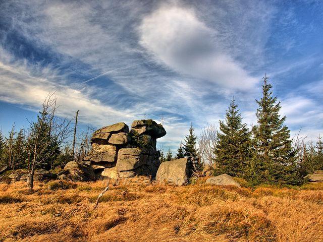 U Pytláckých kamenů