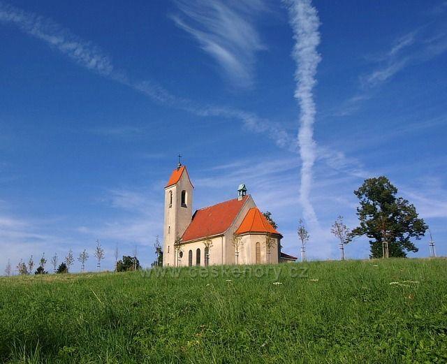 Kostel - Nová Ves
