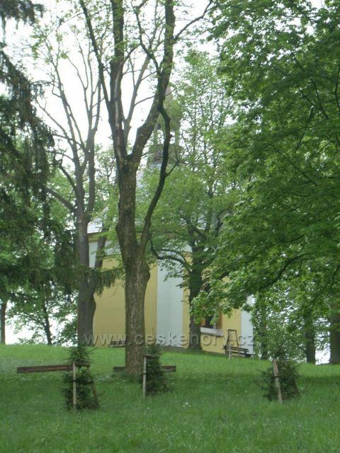 Žamberk-kaple