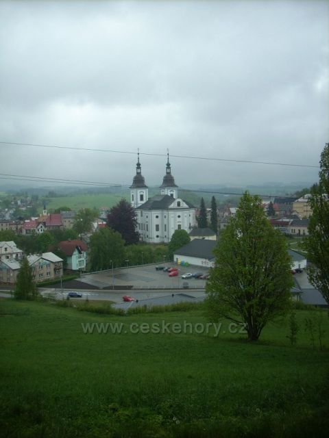 Žamberk-kostel