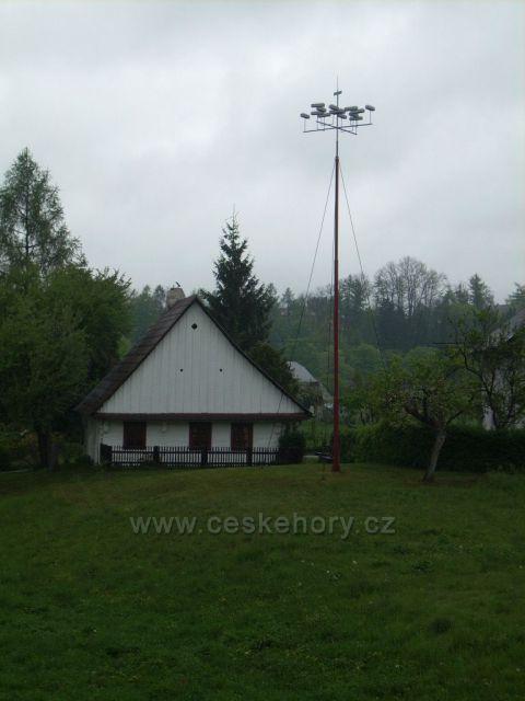 Žamberk-rodný dům Prokopa Diviše