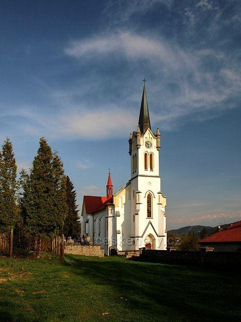 Kostel - Josefův Důl