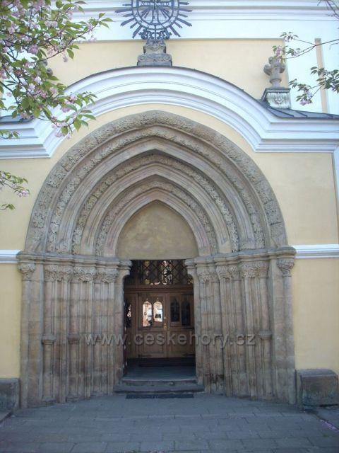 Police nad Metují-kostel
