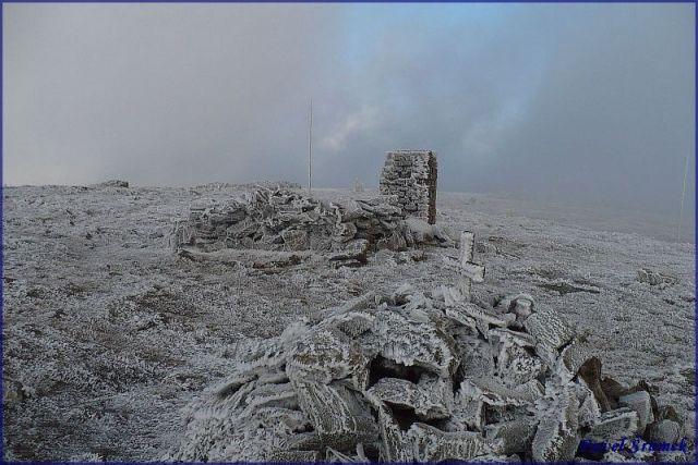 Králický Sněžník na podzim