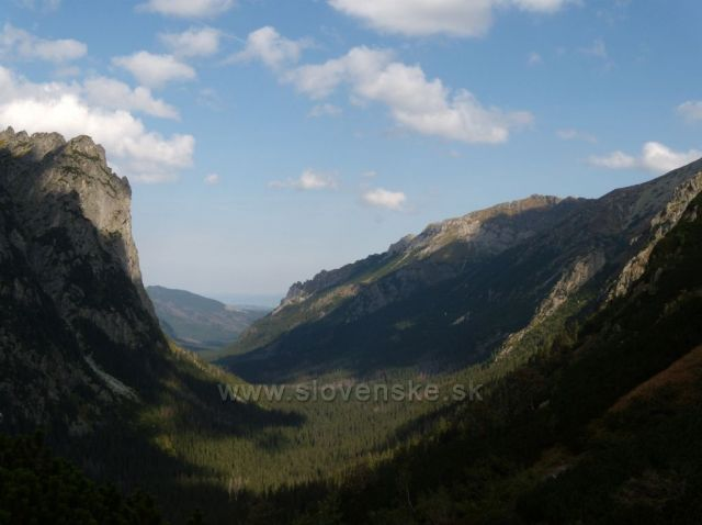 Bielovodská dolina