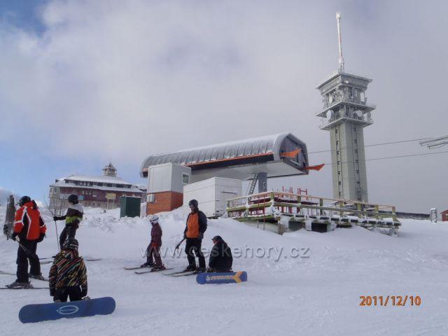 Zahájení lyžařské sezony 10.12.11