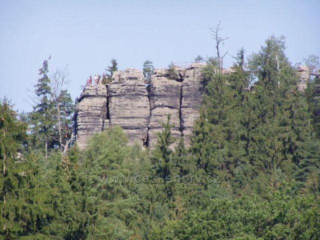 Skalní hrad Šauštejn