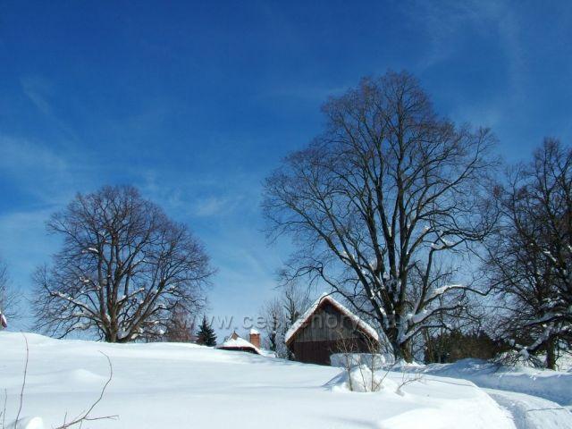 Chaloupka na Oslové