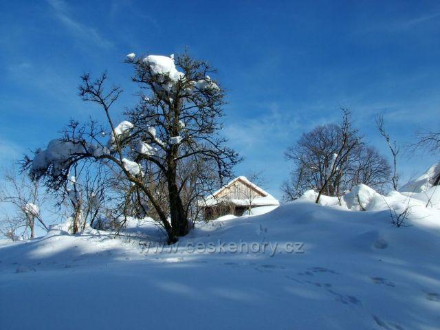 Zima na Oslové