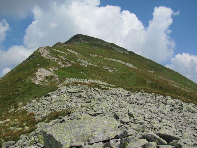 Cestou na Volovec