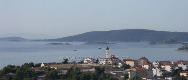 Seget Vranjica a ostrovčeky
