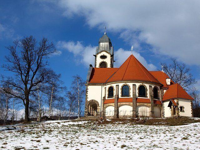 Kostel Panny Marie U obrázku v Ruprechticích.