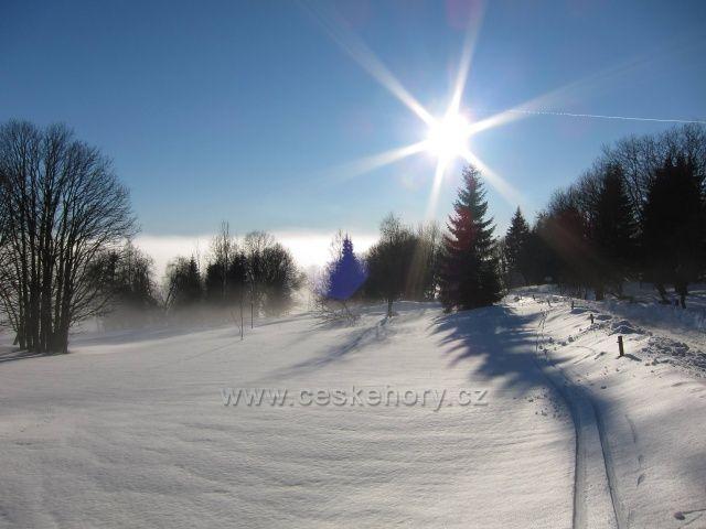 Šumava, Bučina