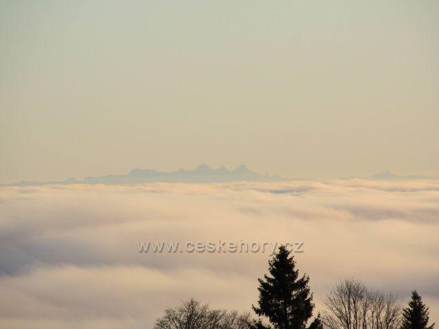 Alpy z Bučiny