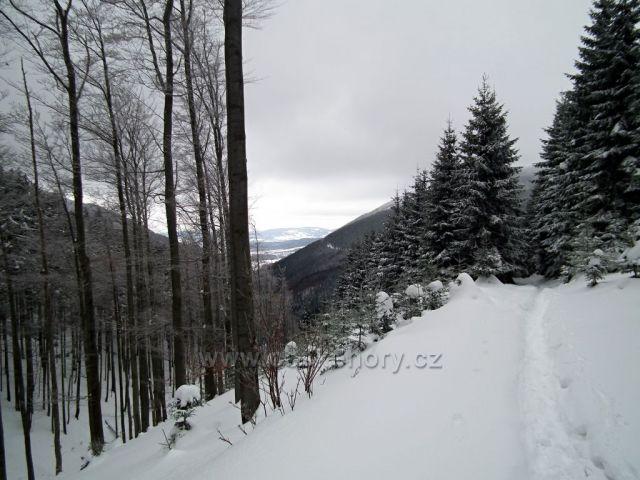 Tur.cesta-Tanečnice sedlo