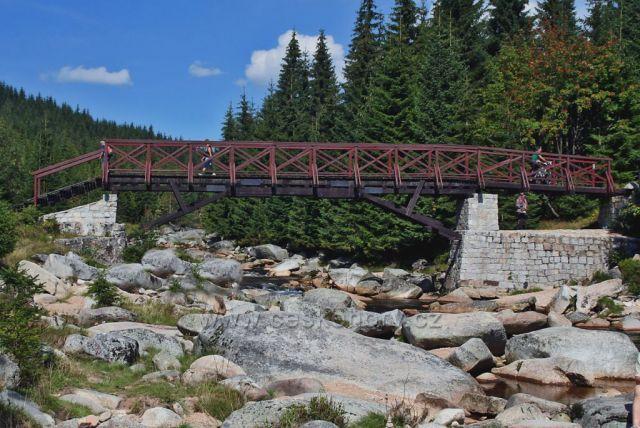 Karlovský most.