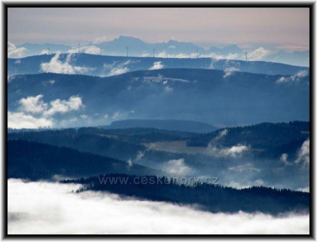 Alpy z Kletě