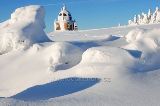 Zima u Kaple