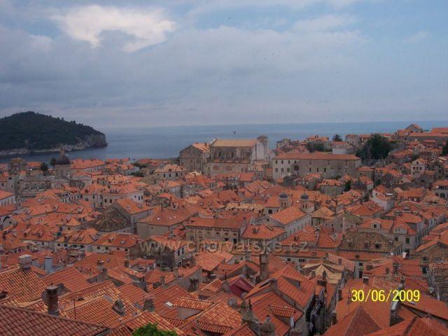 Staré město v Dubrovniku