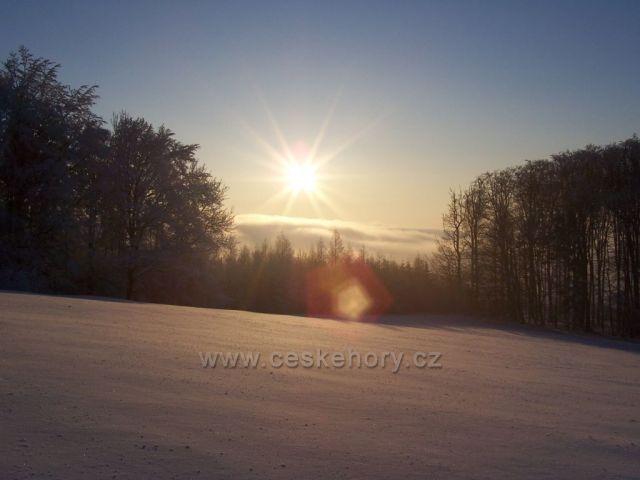Sněžné slunce
