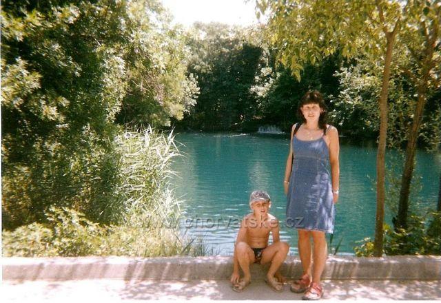 Vodopády KRKA....2005