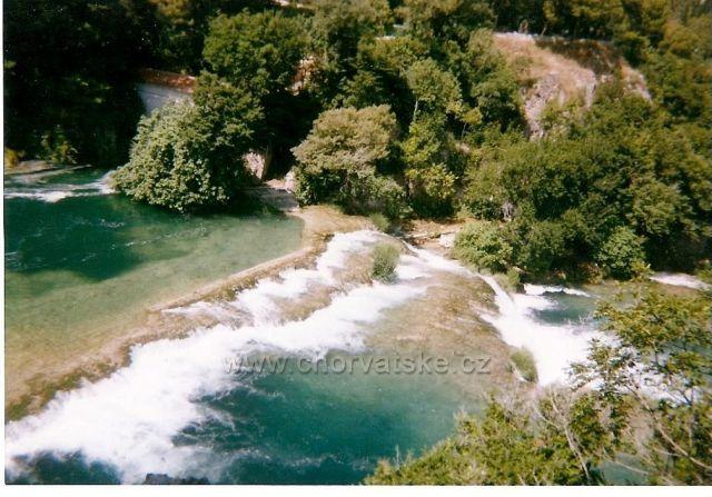 Vodopády KRKA...2005
