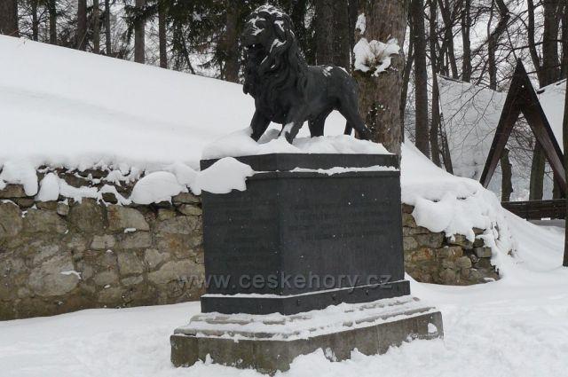 zimní lev