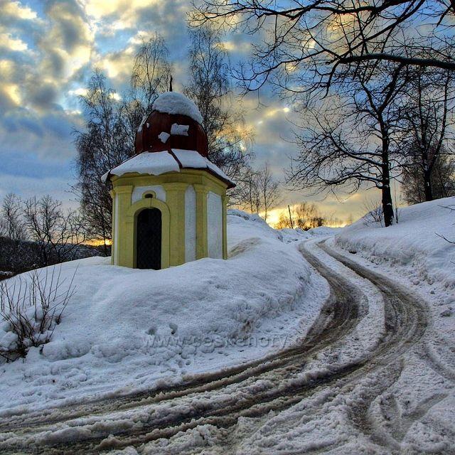 kaplička - Tanvald