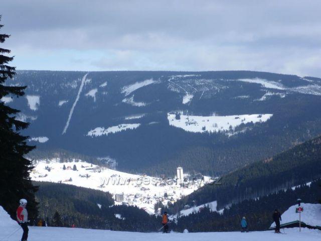 pohled na údolí(Pec pod Sněžkou)