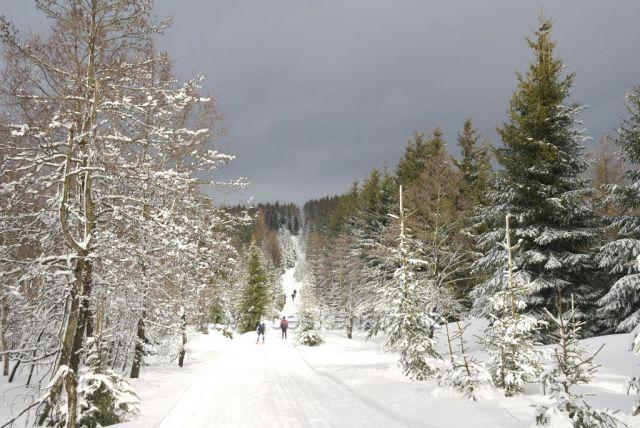 Běžecká stopa Rašov - Klíny