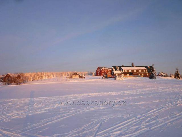 Pec pod Sněžkou - Lučiny