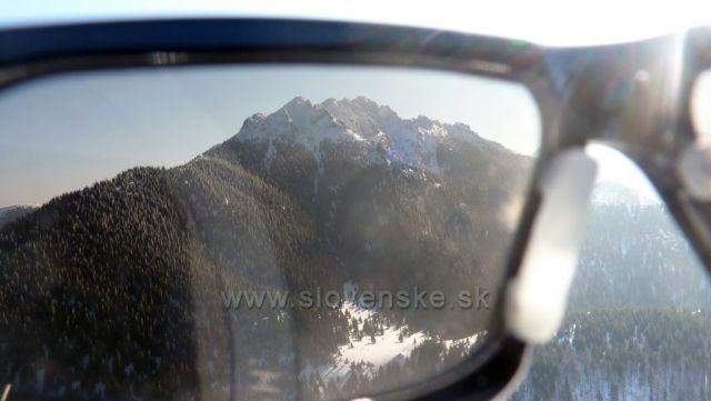 pohled na svět skrze brýle