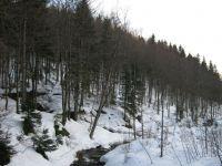 cestou na Šerlich