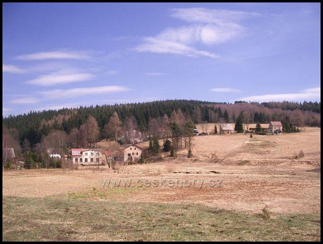 osada Černý Potok