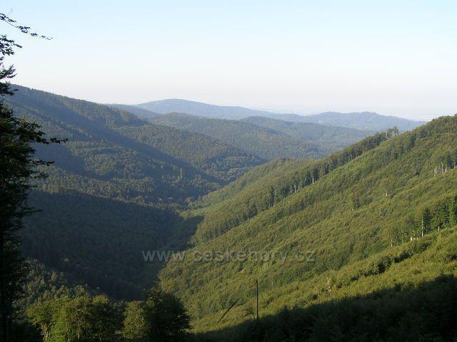 Údolí Merty
