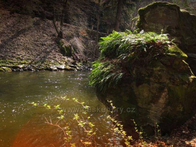 řeka Metuje a její kouzla