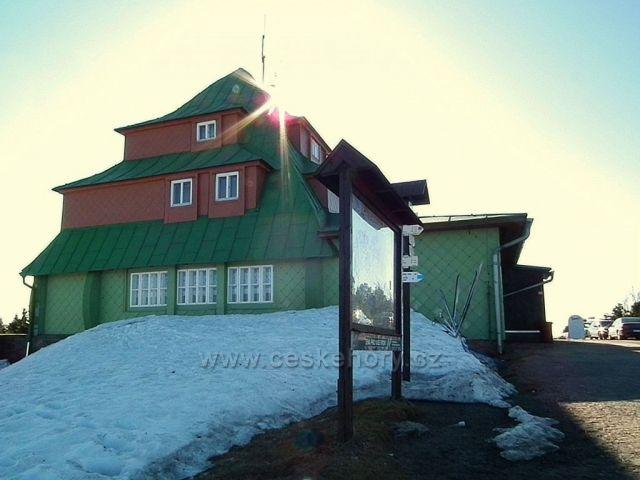 Masarykova chata na Šerlichu