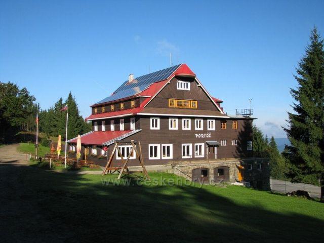 Chata Portáš