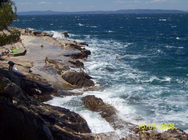 pobřeží Trpanje