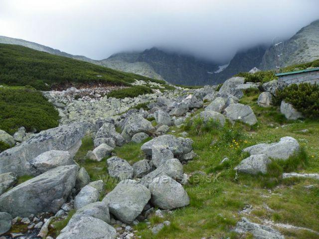 Cesta na Lomnický štít
