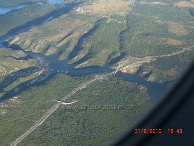 Dálniční most u Skradinu