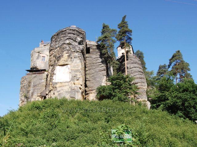 Sloup v Č. Skalní hrad