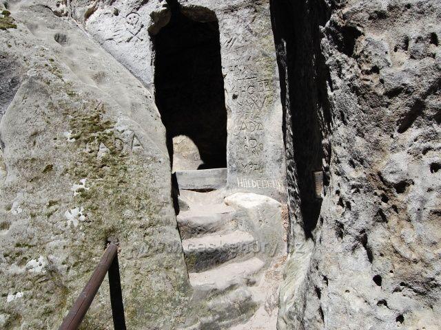 Samuelova jeskyně a vyhlídka