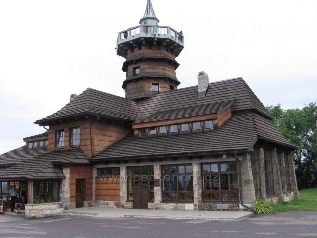 Chata Hvězda Broumovské skály